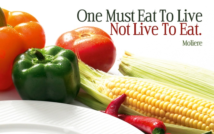 eat-to-live